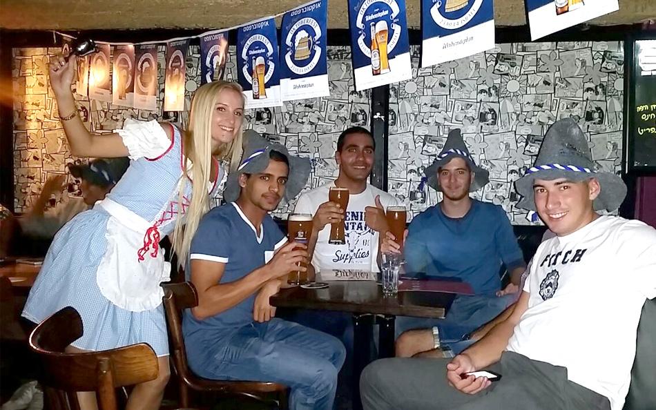 דיילות קידום בירה